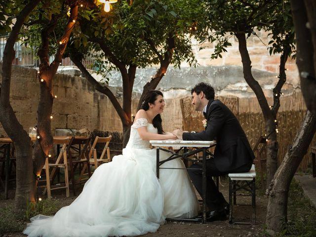 Il matrimonio di Fabio e Marielena a Lecce, Lecce 40