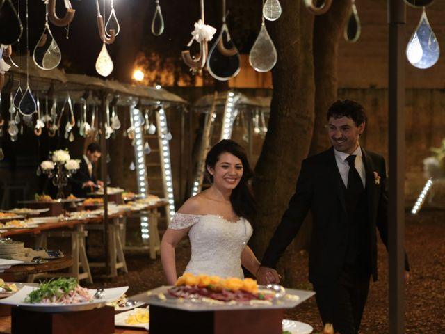 Il matrimonio di Fabio e Marielena a Lecce, Lecce 43