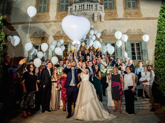 Le nozze di Chiara e Tommaso