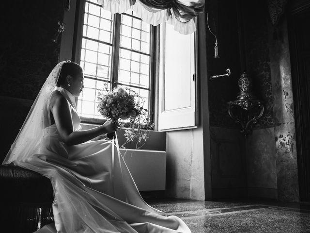 Il matrimonio di Daniel e Siyi a Fiesole, Firenze 11