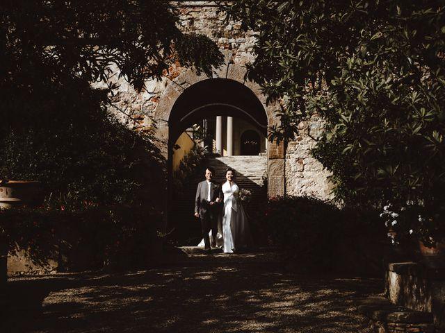 Il matrimonio di Daniel e Siyi a Fiesole, Firenze 1