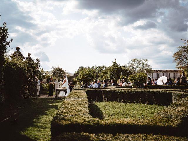 Il matrimonio di Daniel e Siyi a Fiesole, Firenze 14