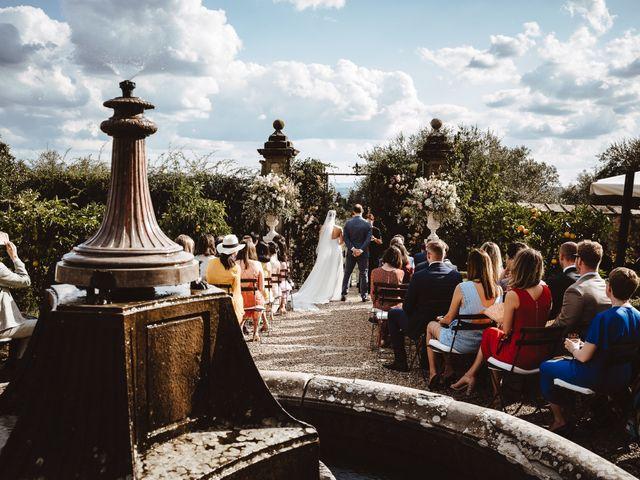 Il matrimonio di Daniel e Siyi a Fiesole, Firenze 15