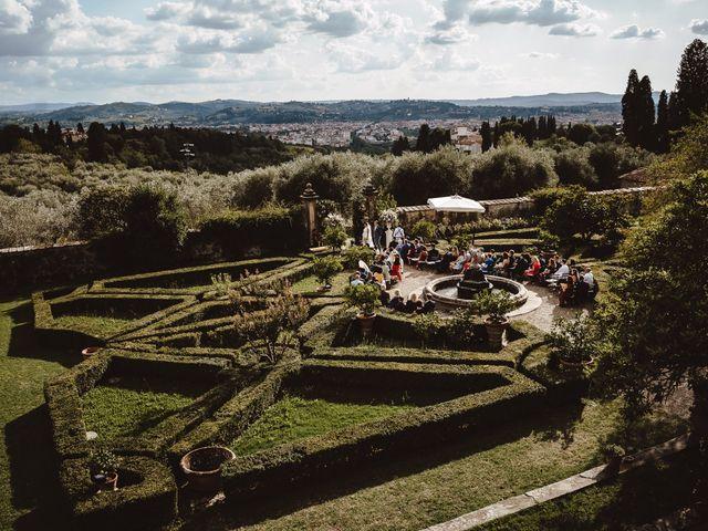 Il matrimonio di Daniel e Siyi a Fiesole, Firenze 16