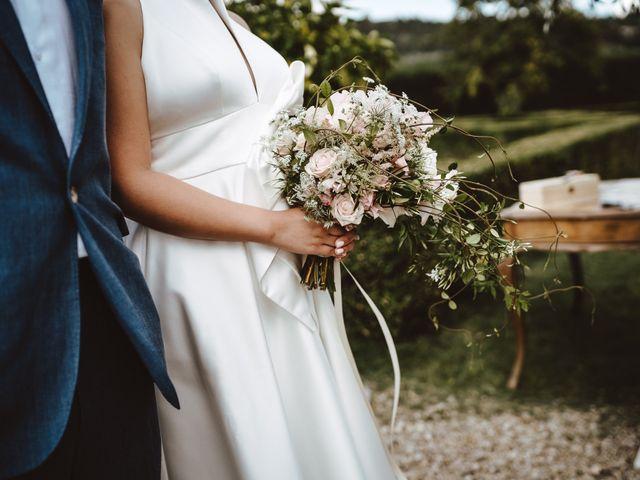 Il matrimonio di Daniel e Siyi a Fiesole, Firenze 19