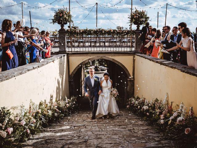 Il matrimonio di Daniel e Siyi a Fiesole, Firenze 21
