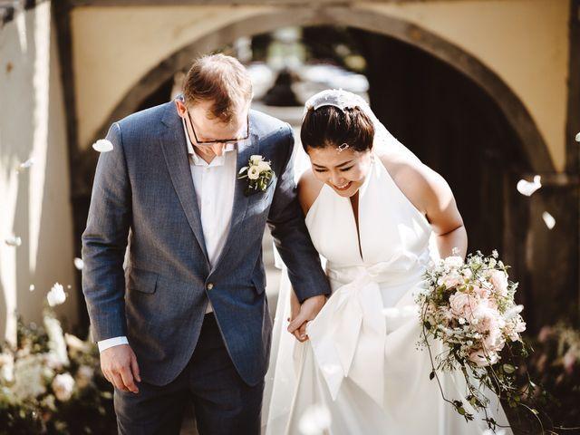 Il matrimonio di Daniel e Siyi a Fiesole, Firenze 22