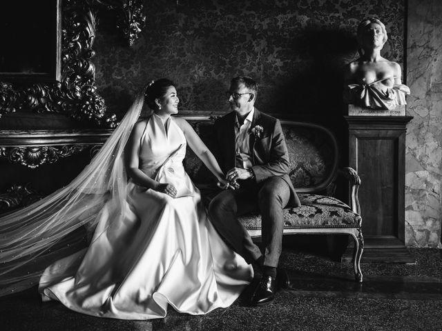 Il matrimonio di Daniel e Siyi a Fiesole, Firenze 25