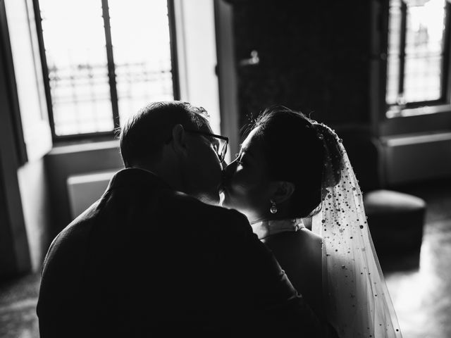 Il matrimonio di Daniel e Siyi a Fiesole, Firenze 27