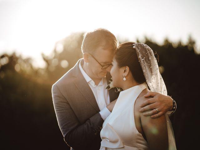 Il matrimonio di Daniel e Siyi a Fiesole, Firenze 29