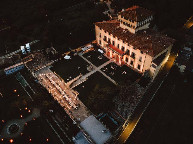 Il matrimonio di Daniel e Siyi a Fiesole, Firenze 31