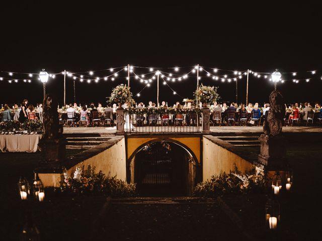 Il matrimonio di Daniel e Siyi a Fiesole, Firenze 32