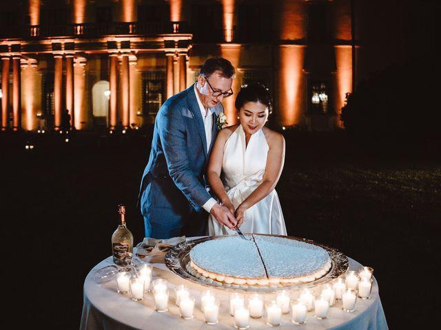 Il matrimonio di Daniel e Siyi a Fiesole, Firenze 33