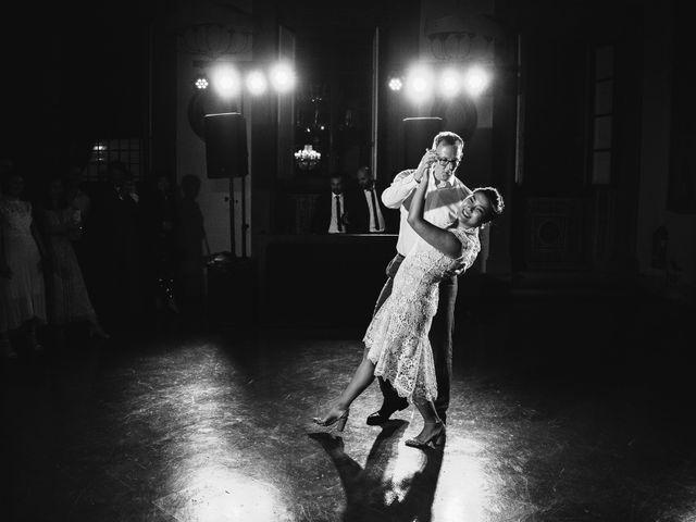 Il matrimonio di Daniel e Siyi a Fiesole, Firenze 35