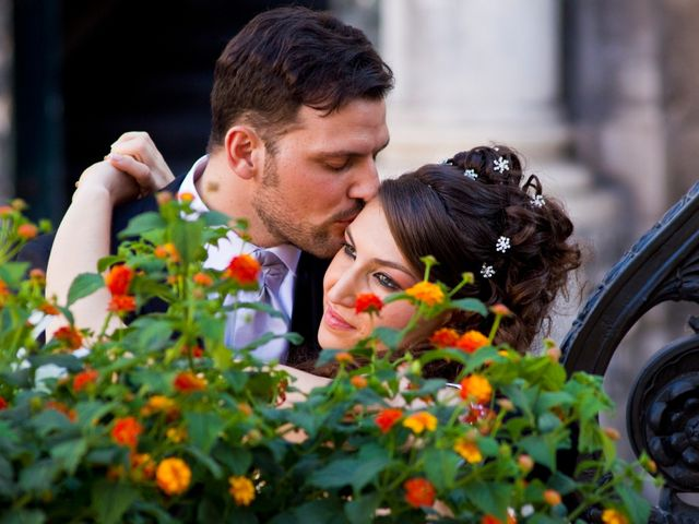 Il matrimonio di Giuseppe e Roberta a Palermo, Palermo 15