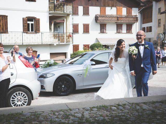 Il matrimonio di Giovanna e Giorgio a Domegge di Cadore, Belluno 30