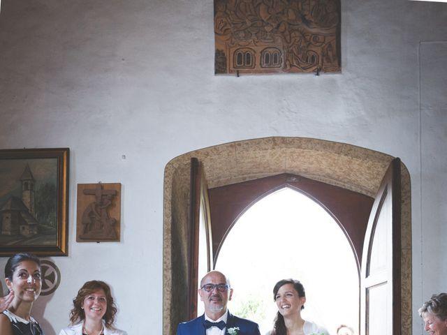 Il matrimonio di Giovanna e Giorgio a Domegge di Cadore, Belluno 31
