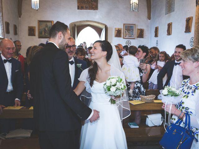 Il matrimonio di Giovanna e Giorgio a Domegge di Cadore, Belluno 32