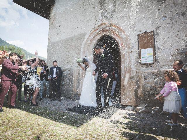 Il matrimonio di Giovanna e Giorgio a Domegge di Cadore, Belluno 46