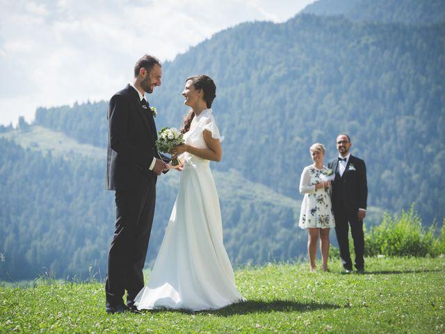 Il matrimonio di Giovanna e Giorgio a Domegge di Cadore, Belluno 50