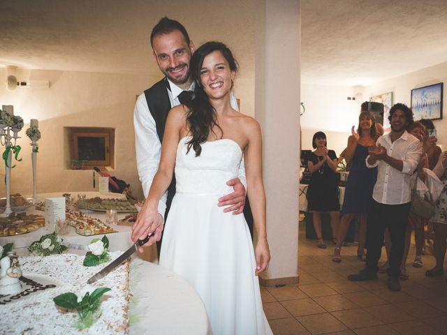 Il matrimonio di Giovanna e Giorgio a Domegge di Cadore, Belluno 83
