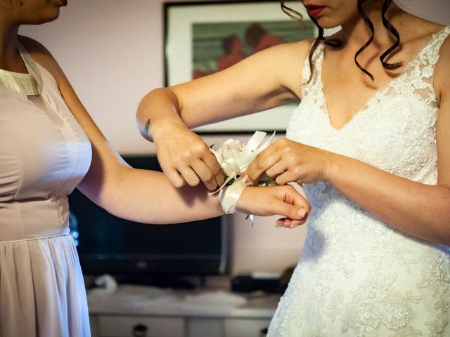 Il matrimonio di Andrea e Simona a San Giuliano Terme, Pisa 5