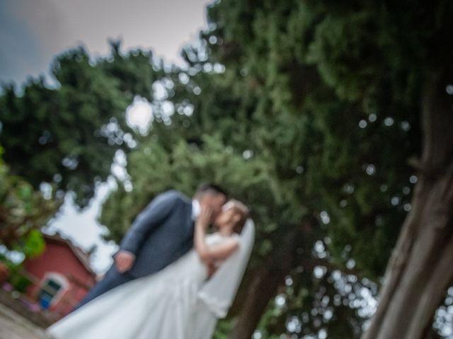 Il matrimonio di Andrea e Simona a San Giuliano Terme, Pisa 7