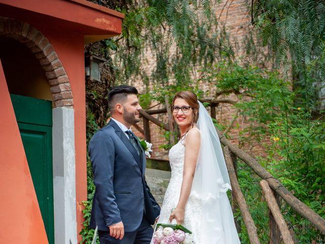 Il matrimonio di Andrea e Simona a San Giuliano Terme, Pisa 8