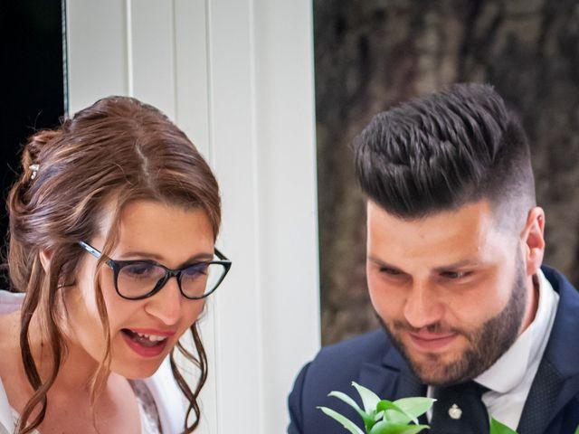 Il matrimonio di Andrea e Simona a San Giuliano Terme, Pisa 13