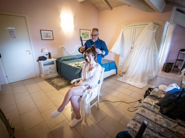 Il matrimonio di Andrea e Simona a San Giuliano Terme, Pisa 20