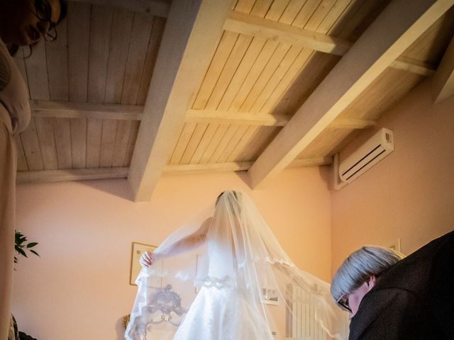 Il matrimonio di Andrea e Simona a San Giuliano Terme, Pisa 25
