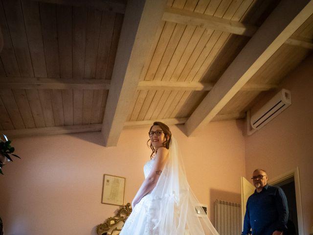 Il matrimonio di Andrea e Simona a San Giuliano Terme, Pisa 26