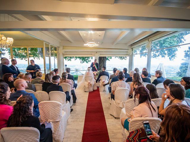 Il matrimonio di Andrea e Simona a San Giuliano Terme, Pisa 28