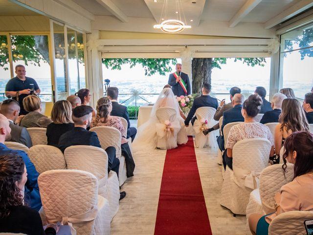 Il matrimonio di Andrea e Simona a San Giuliano Terme, Pisa 29