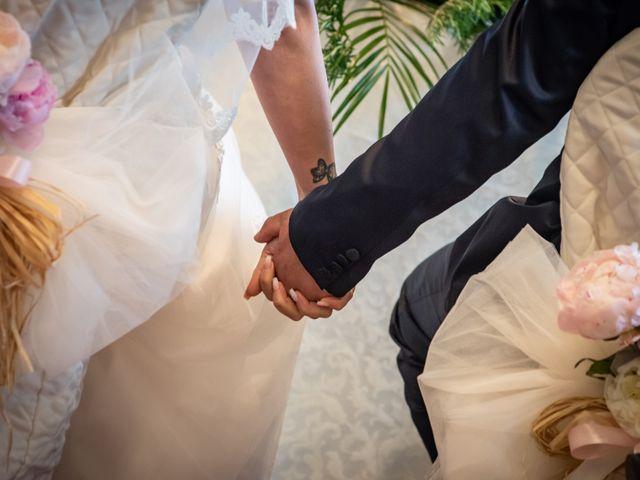 Il matrimonio di Andrea e Simona a San Giuliano Terme, Pisa 34