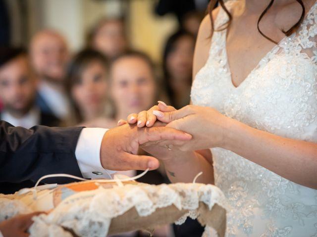 Il matrimonio di Andrea e Simona a San Giuliano Terme, Pisa 35