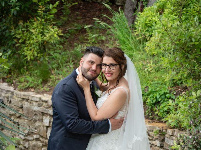 Il matrimonio di Andrea e Simona a San Giuliano Terme, Pisa 37