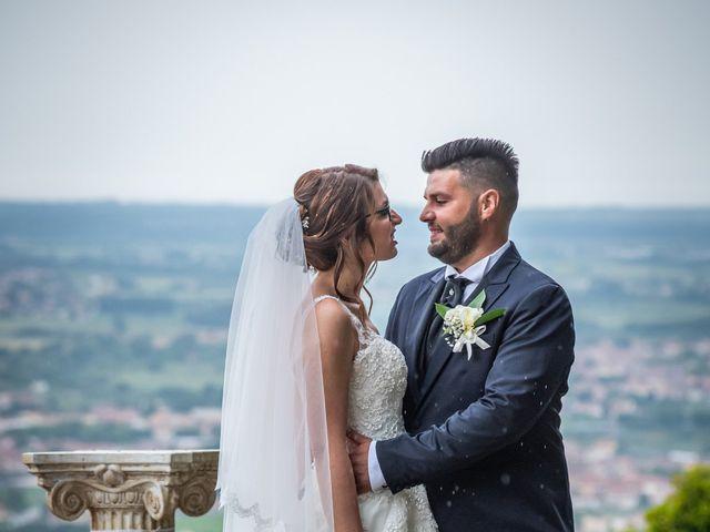 Il matrimonio di Andrea e Simona a San Giuliano Terme, Pisa 38