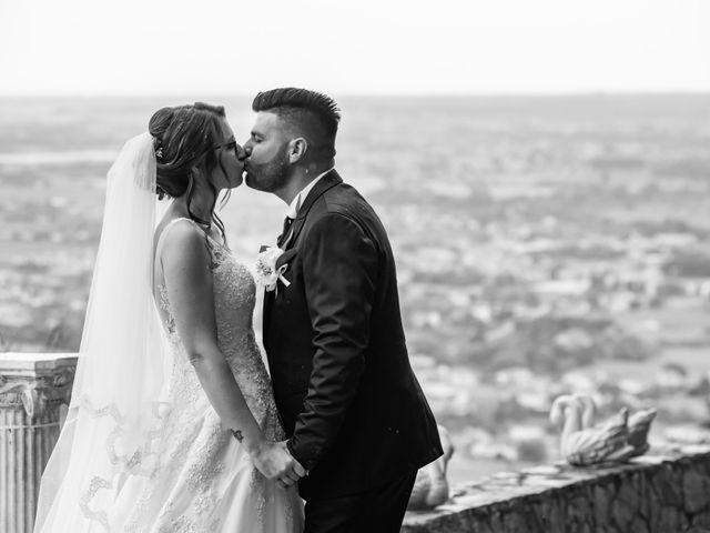 Il matrimonio di Andrea e Simona a San Giuliano Terme, Pisa 39