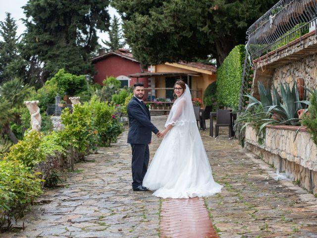 Il matrimonio di Andrea e Simona a San Giuliano Terme, Pisa 40