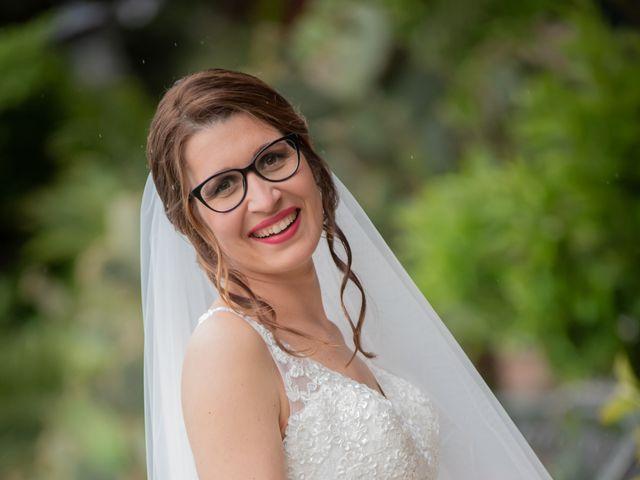Il matrimonio di Andrea e Simona a San Giuliano Terme, Pisa 42