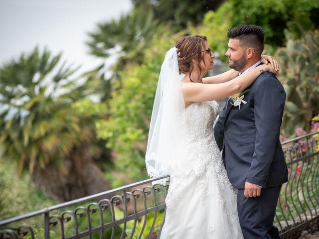 Il matrimonio di Andrea e Simona a San Giuliano Terme, Pisa 45