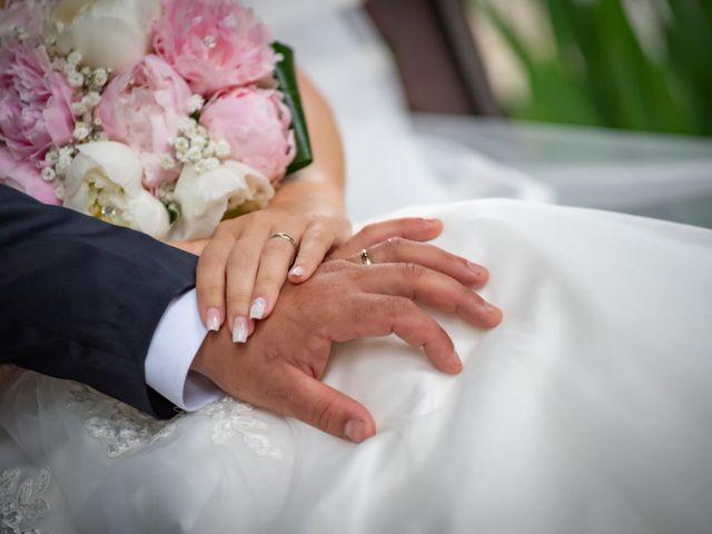 Il matrimonio di Andrea e Simona a San Giuliano Terme, Pisa 46