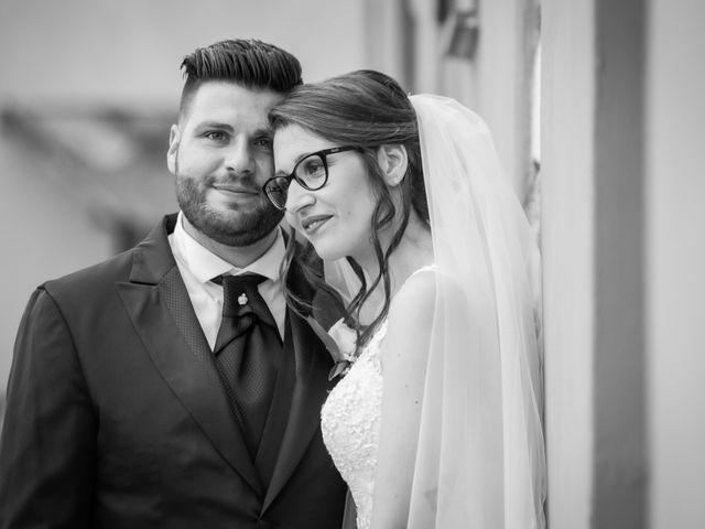Il matrimonio di Andrea e Simona a San Giuliano Terme, Pisa 49