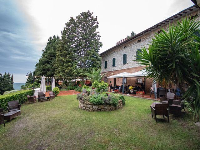 Il matrimonio di Andrea e Simona a San Giuliano Terme, Pisa 54