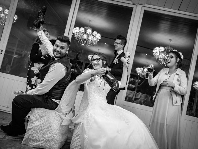 Il matrimonio di Andrea e Simona a San Giuliano Terme, Pisa 58