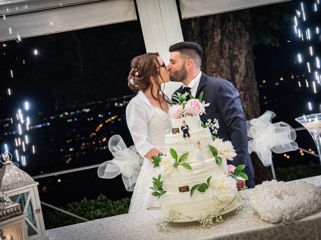 Il matrimonio di Andrea e Simona a San Giuliano Terme, Pisa 59