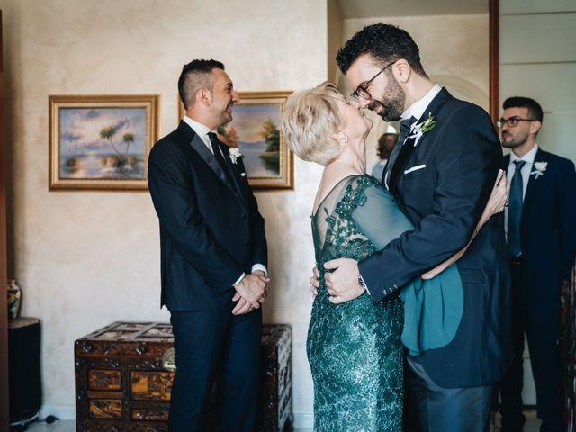 Il matrimonio di Alessio e Grazia a Viagrande, Catania 8