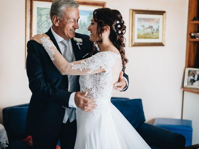 Il matrimonio di Alessio e Grazia a Viagrande, Catania 10