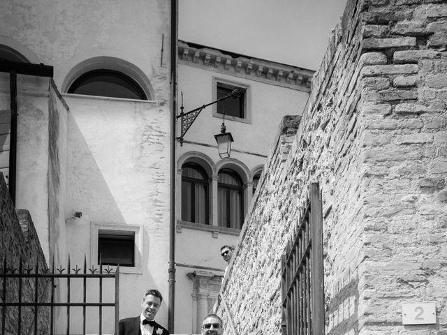 Il matrimonio di Jason e Jassica a Conegliano, Treviso 25